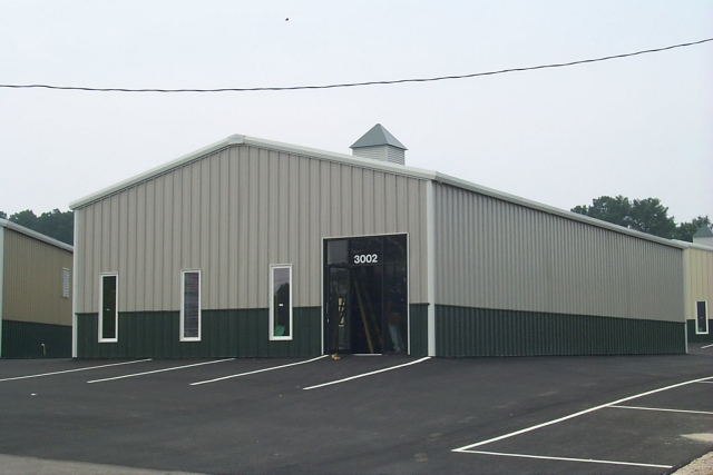Central Steel Building Systems Louisville Ga